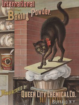 International Baking Powder Advertisement #P0X7fjvQLiI